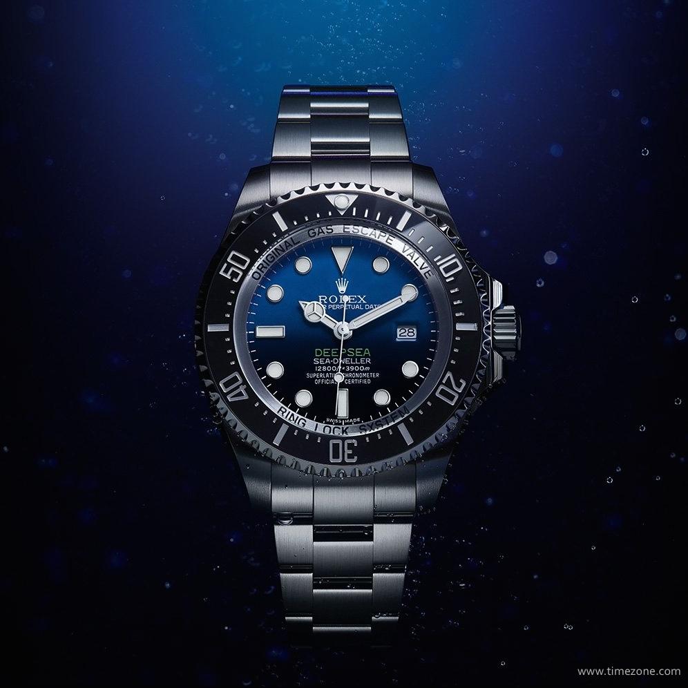 Rolex Deepsea D-Blue Dial, Deepsea D-Blue, Rolex 116660