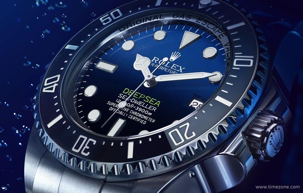 Rolex Deepsea D-Blue Dial, Deepsea Blue, Rolex 116660