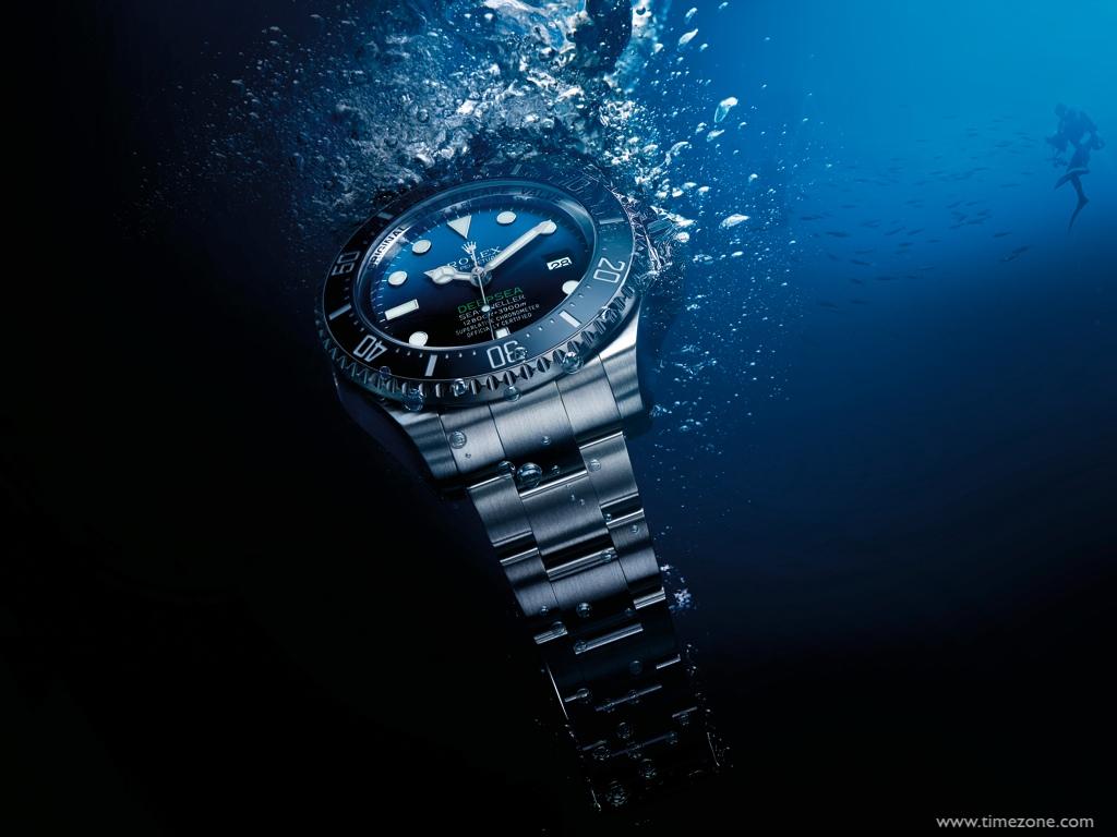 Rolex Deepsea D-Blue Dial, Deepsea Blue, Deepsea D-Blue, Rolex 116660