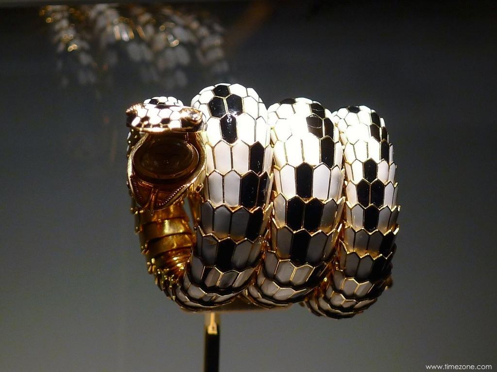 Bvlgari Serpenti, Bulgari Snake watch, Bvlgari Heritage Collection, Bulgari Heritage Collection, Bvlgari Heritage