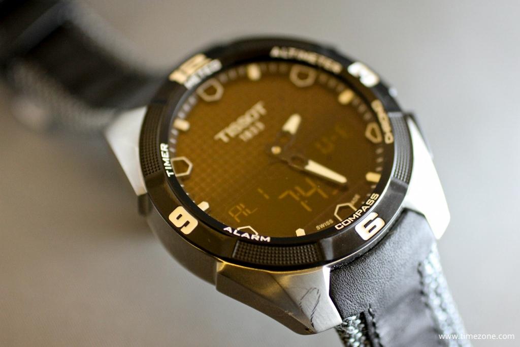 Tissot T-Touch Expert Solar, Swatch smartwatch, Tissot smartwatch, T091.420.46.051.01