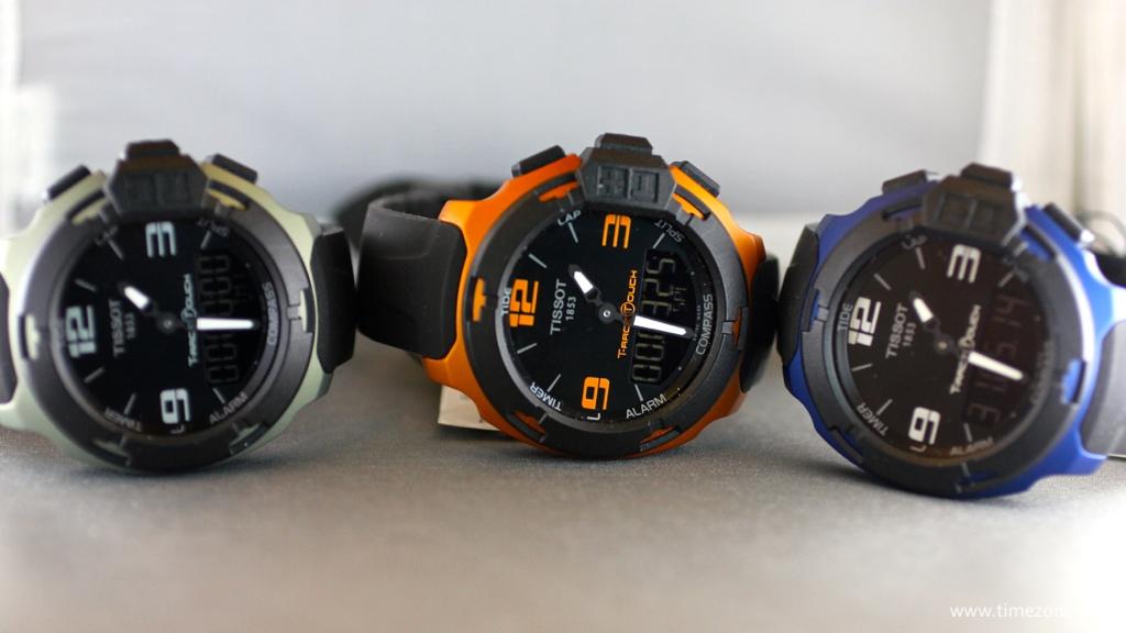 Tissot Racing-Touch, Swatch smartwatch, Tissot smartwatch, T002.520.17.051.01