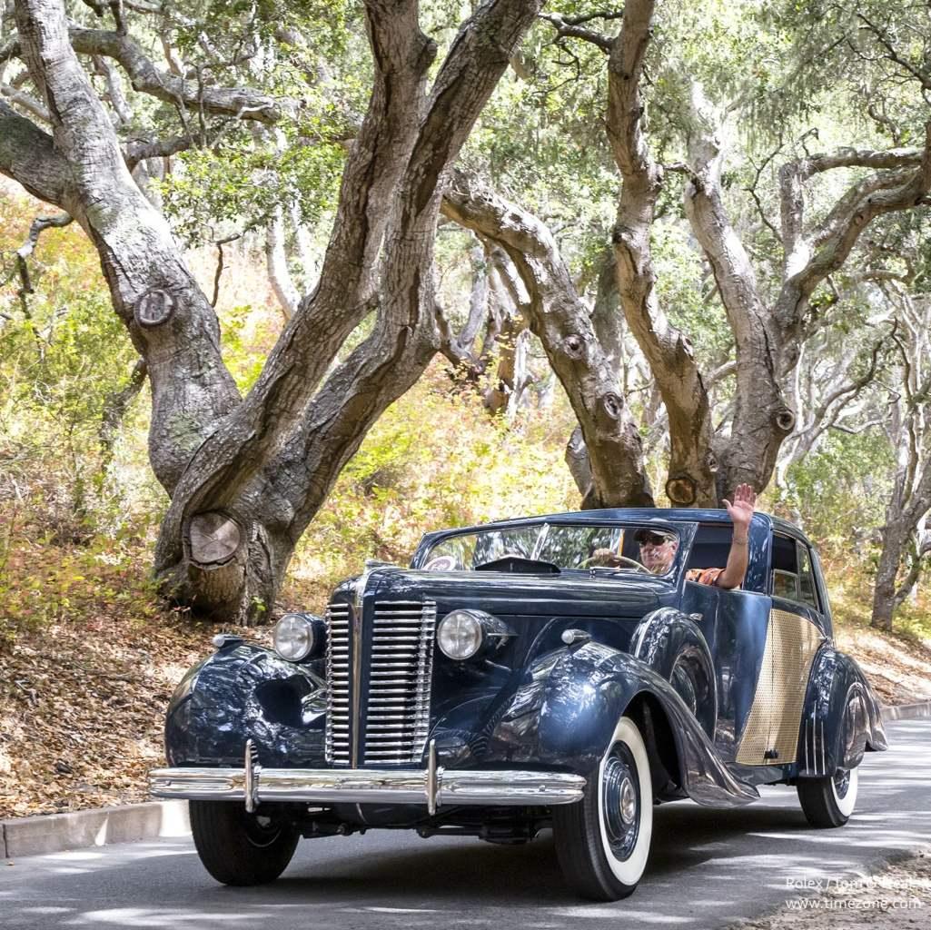 1938 Buick 80 Fernandez et Darrin Coupe Chauffeur, Buick 80, Pebble Beach Tour D'Elegance, Rolex Pebble Beach, Monterey Classic Car Week