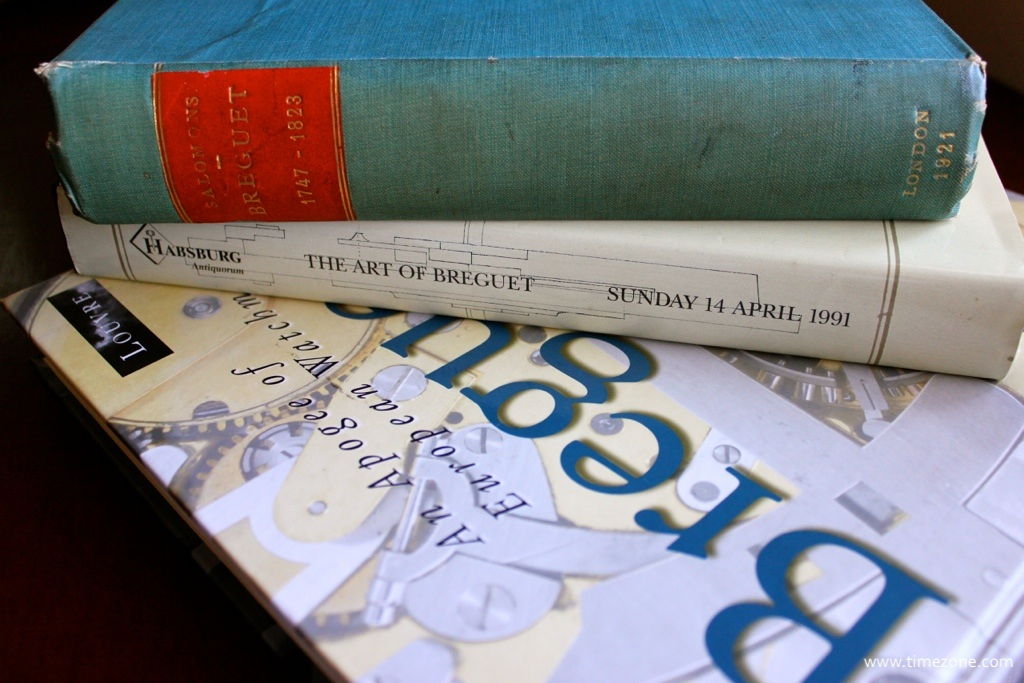 Breguet Sir David Lionel Salomons, Breguet Salomons, Breguet Salomons e-reader