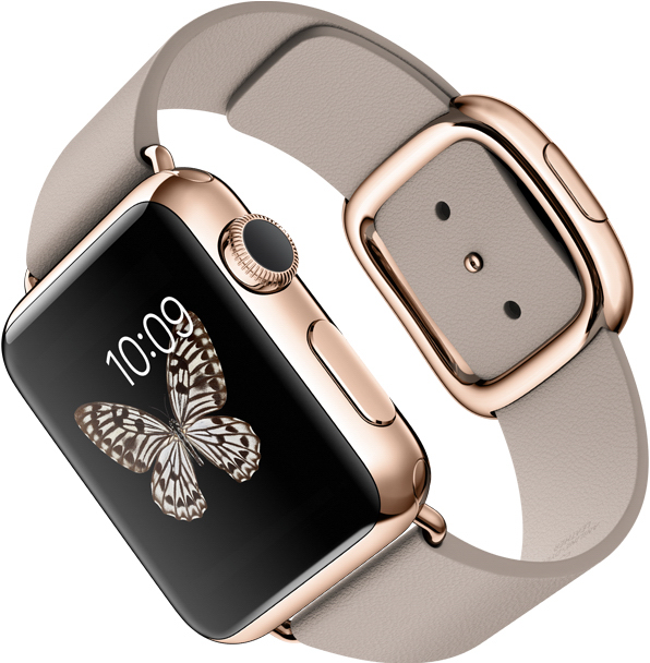 Apple Spring Forward, Apple Watch, Apple Watch Edition gold