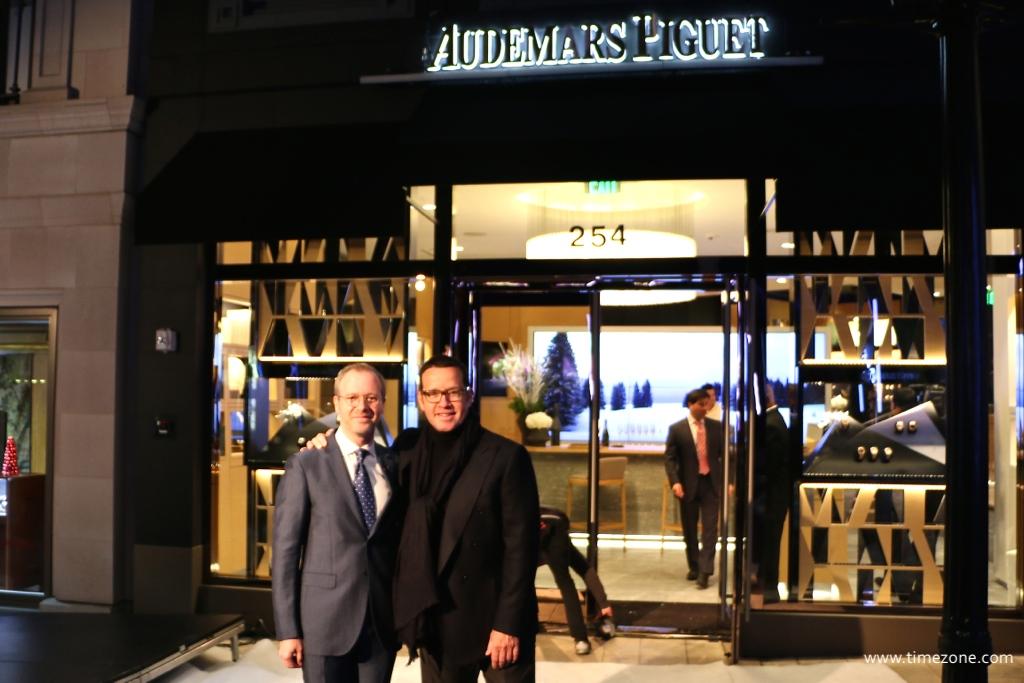 Audemars Piguet Beverly Hills, Audemars Piguet Rodeo Drive, François-Henry Bennahmias, Xavier Nolot
