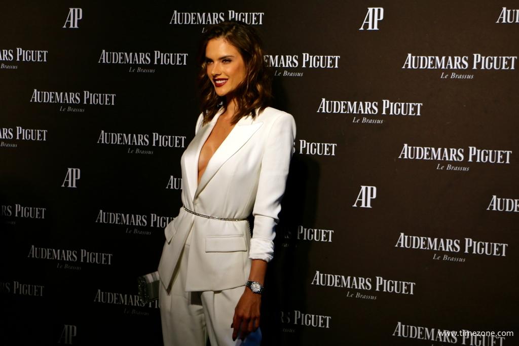 Audemars Piguet Beverly Hills, Audemars Piguet Rodeo Drive, Alessandra Ambrosio AP, Alessandra Ambrosio Audemars Piguet