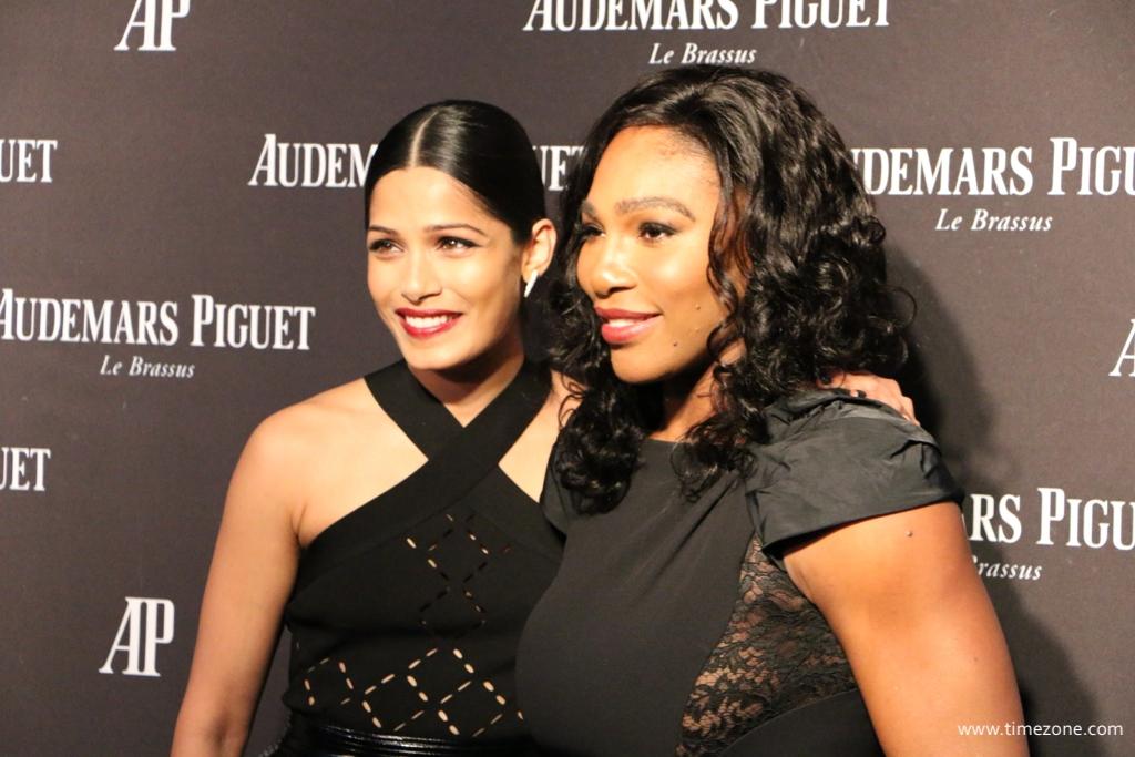 Audemars Piguet Beverly Hills, Audemars Piguet Rodeo Drive, Serena Williams AP, Serena Williams Audemars Piguet