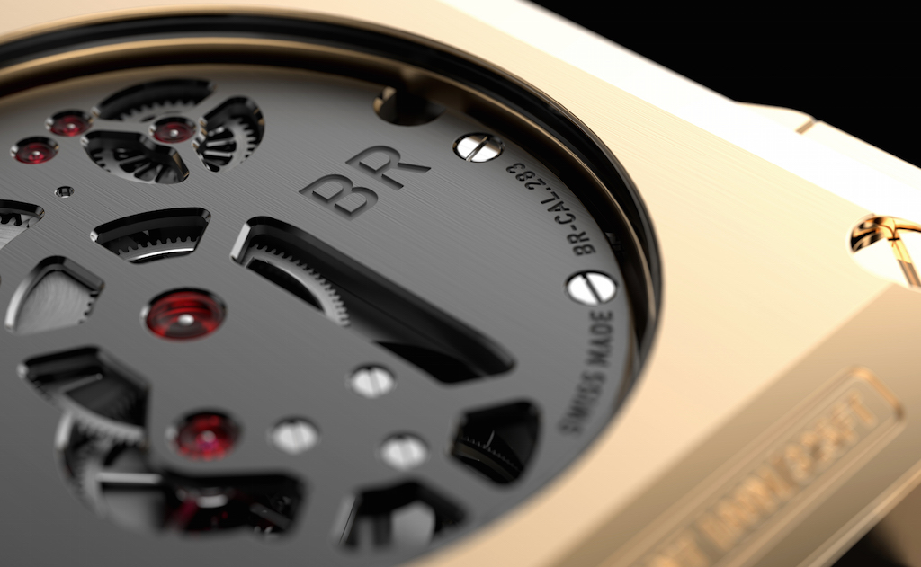 Bell & Ross BR-X1 Chronograph Tourbillon Monopusher,  BRX1 Chronograph Tourbillon review,  BRX1 Chronograph Tourbillon, Bell Ross review, BR Caliber 283, BR Cal.283, Bell Ross BR-X1 review, Bell Ross tourbillon