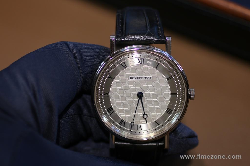 Breguet Classique Art Deco, Breguet hand guilloche dial, Breguet 5967, Breguet 5967BB/11/9W6