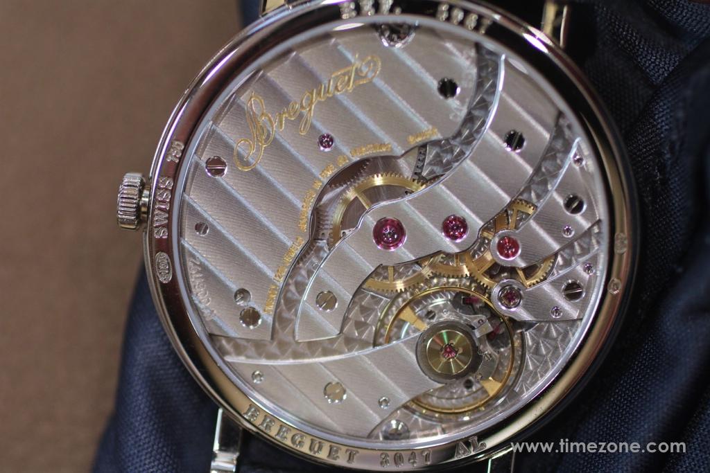 Breguet Classique Art Deco, Caliber 506.2, Breguet hand guilloche dial, Breguet 5967, Breguet 5967BB/11/9W6