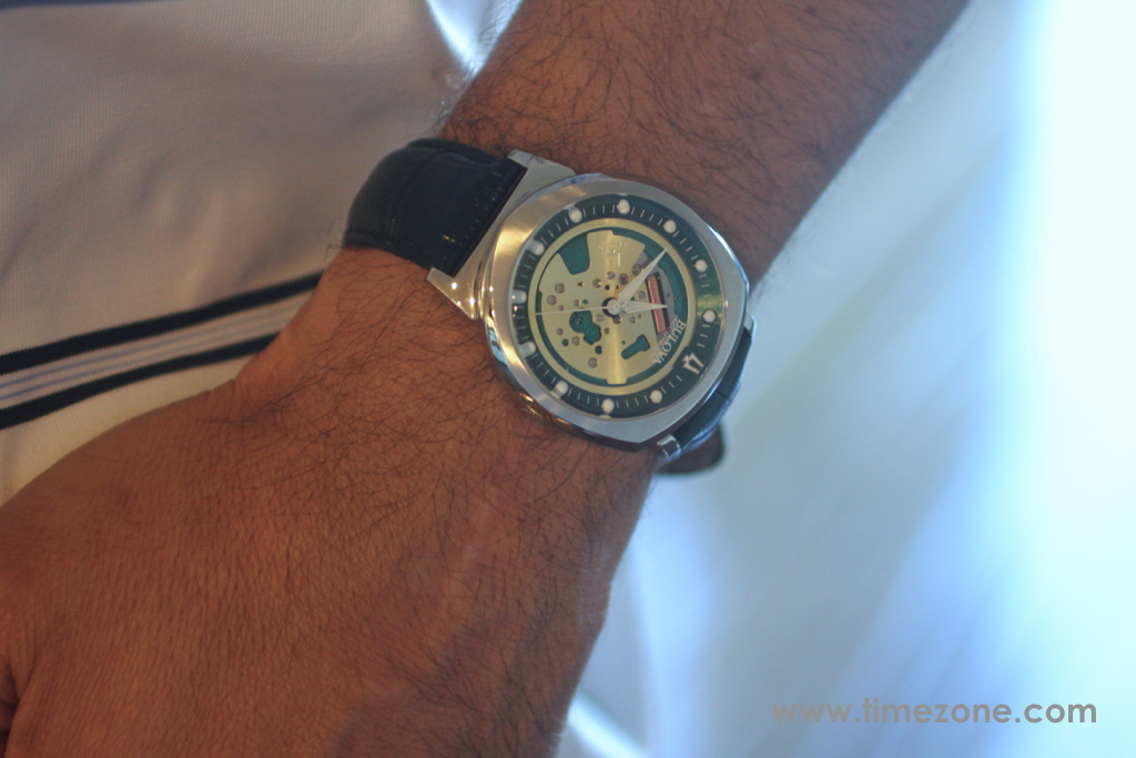 b3c6b2e51 TimeZone : Watch Reviews » Bulova Accutron II Alpha UHF & Accutron ...