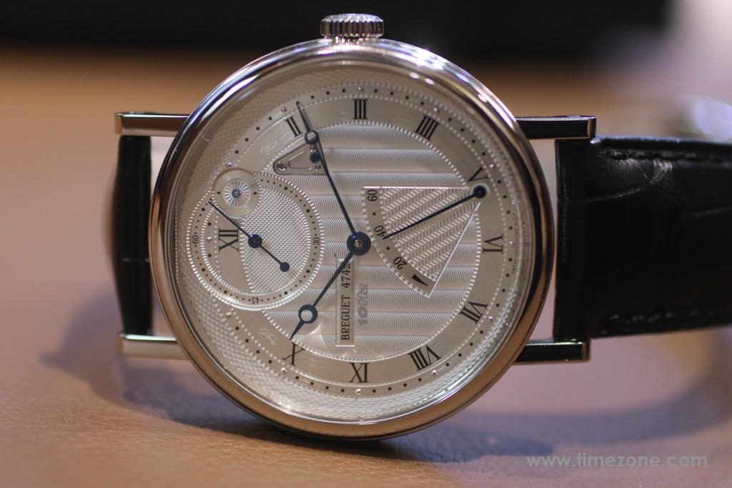 Classique Chronométrie, Breguet Classique Chronometer 7727, Breguet 7727, Breguet 7727BB/12/9WU