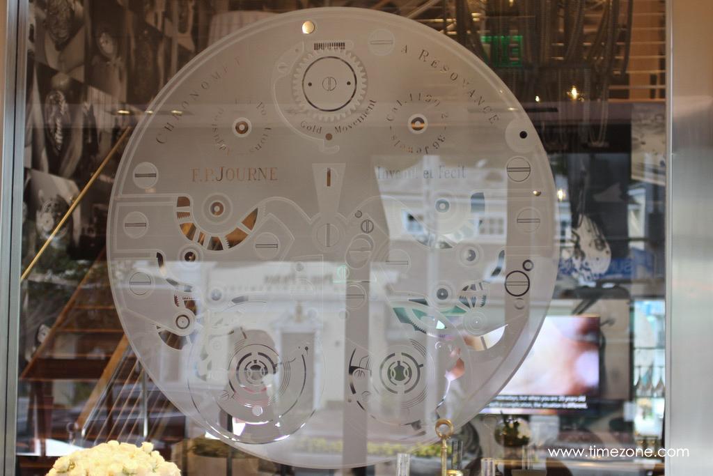 Boutique F.P. Journe Los Angeles, Élégante F.P. Journe, Élégante Journe, ladies by F.P. Journe