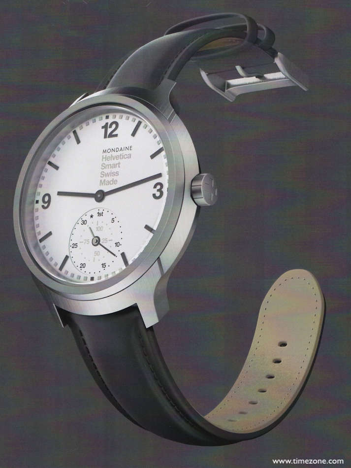 Mondaine Helvetica, Mondaine smartwatch, Mondaine Helvetica smartwatch
