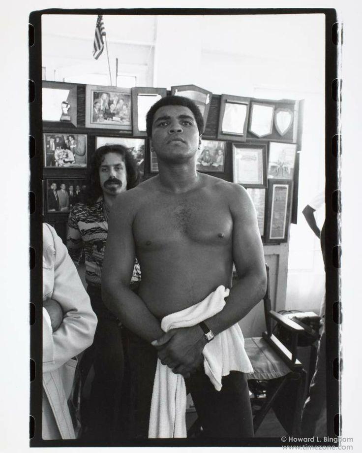 Muhammad Ali Cartier Tank, Ali Cartier, Muhammad Ali Puerto Rico 1976