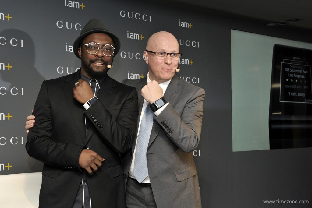 Gucci smartband, Gucci will.i.am