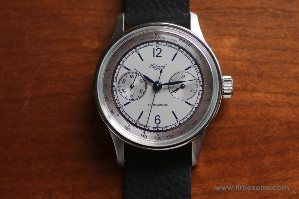 TimeZone 20th Anniversary Habring² COS TZ20, Habring COS, Habring unboxing