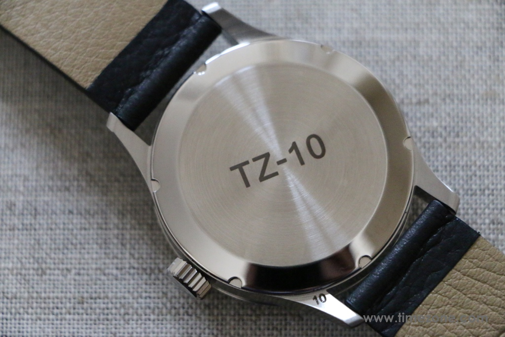TimeZone 20th Anniversary Habring² COS TZ20, Habring solid case back, TZ20, Habring COS, Habring unboxing