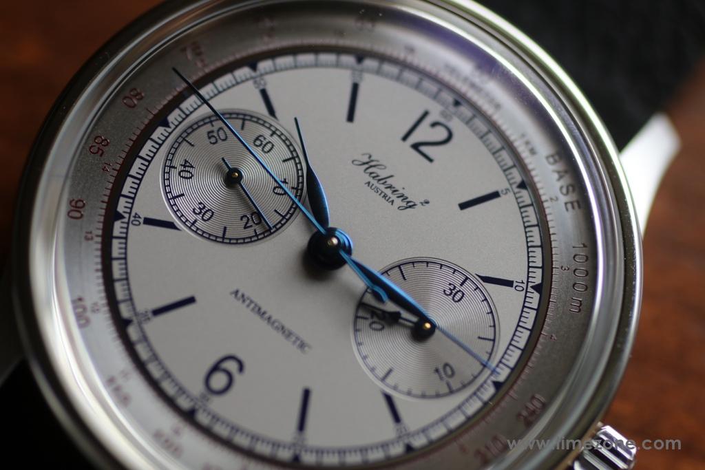 TimeZone 20th Anniversary Habring² COS TZ20, TZ20 dial, Habring solid case back, TZ20, Habring COS, Habring unboxing