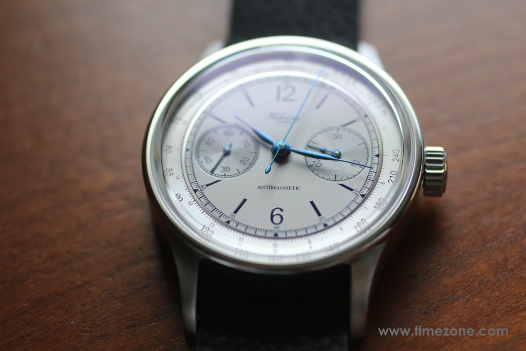 TimeZone 20th Anniversary Habring² COS TZ20, TZ20 dial, Habring solid case back, TZ20, Habring COS, Habring unboxing