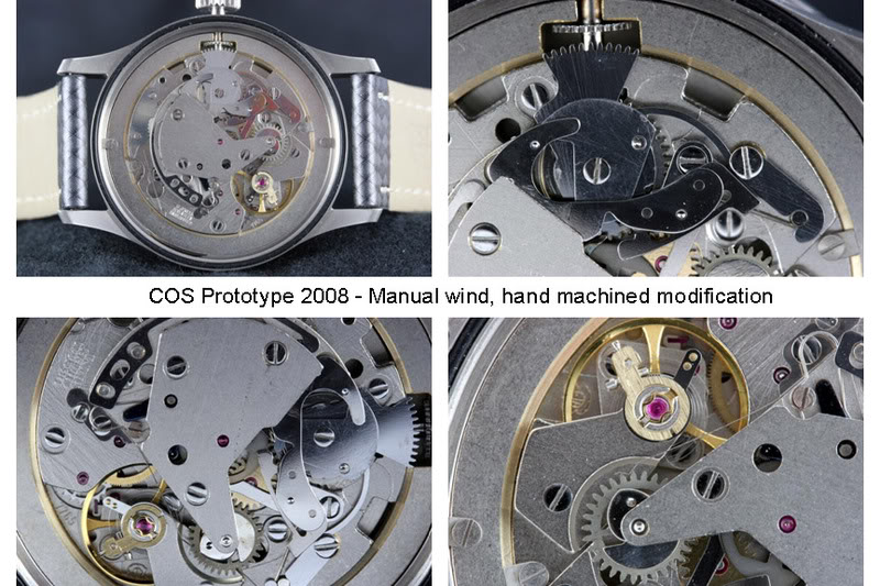 TimeZone 20th Anniversary Habring² COS TZ20, COS movement, Habring A08COS, A08COS, TZ20, Habring COS, Habring unboxing