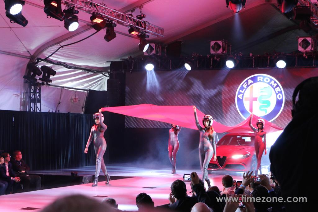 Alfa Romeo Giulia Quadrifoglio, Alfa Romeo Giulia LA Auto Show, Alfa Romeo Giulia review