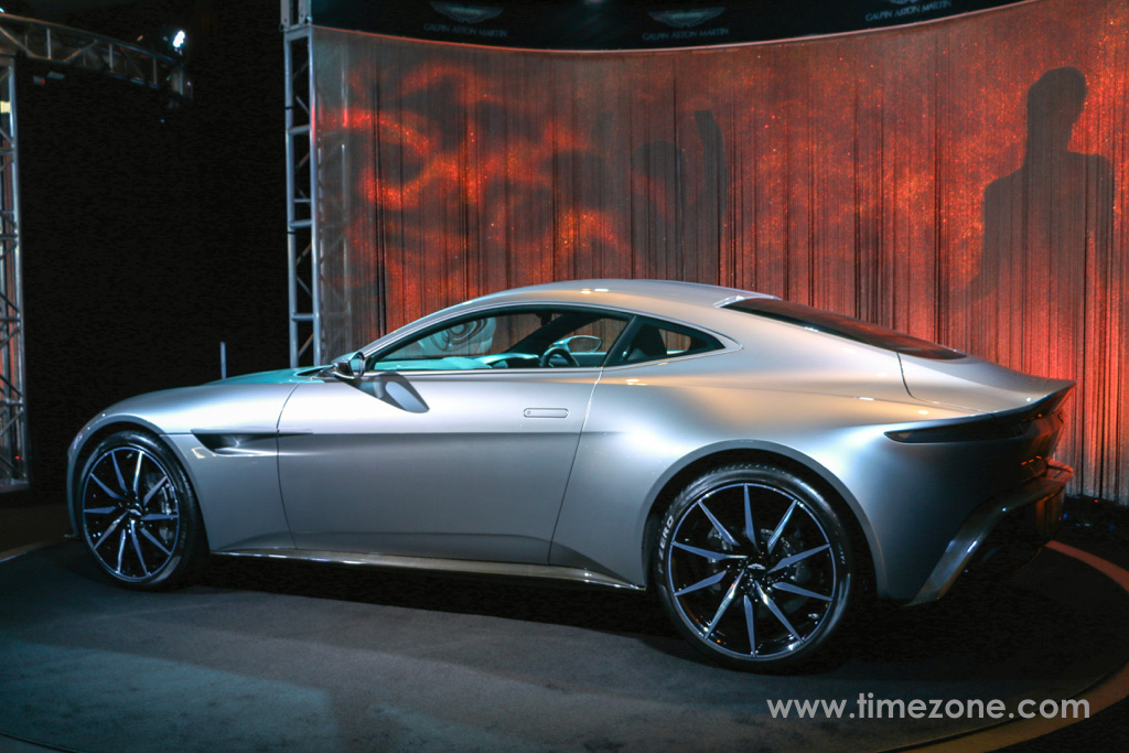 Aston Martin DB10, Aston Martin DB10 LA Auto Show, Bond DB10 LA Auto Show, James Bond LA Auto Show