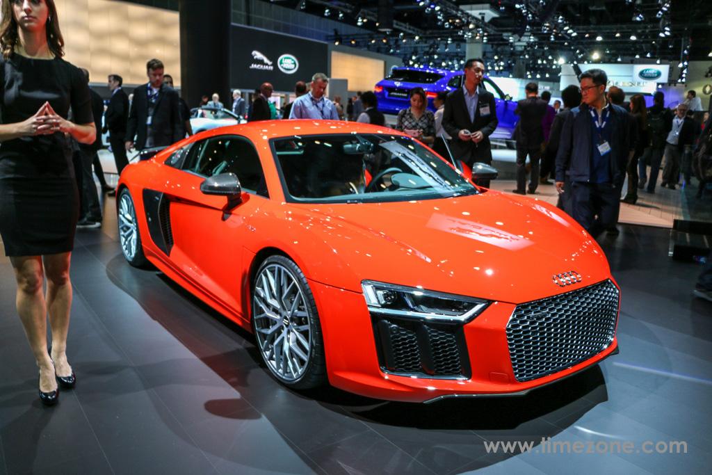 Audi R8 V10 Plus, Audi R8 V10, fastest & most powerful Audi