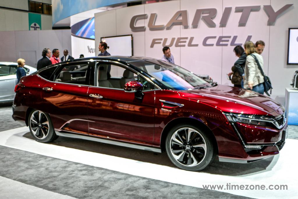 Honda Clarity Fuel Cell, Honda Clarity FCX, Clarity Fuel Cell, Honda Clarity Fuel Cell review