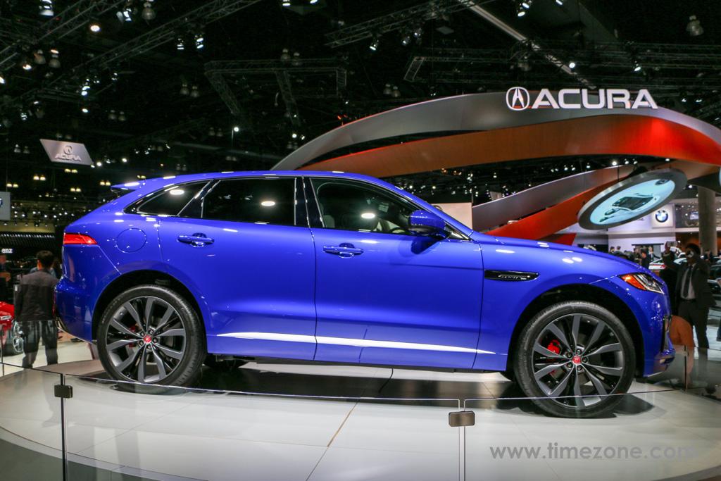 Jaguar F-PACE LA Auto Show, Jaguar F-PACE, Jaguar F-PACE review