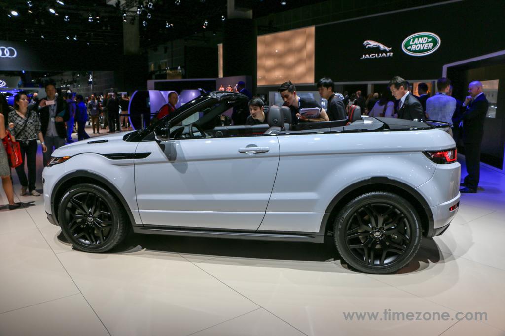 Land Rover Range Rover Evoque Convertible LA Auto Show, Land Rover Range Rover Evoque Convertible, Land Rover Range Rover Evoque Convertible review