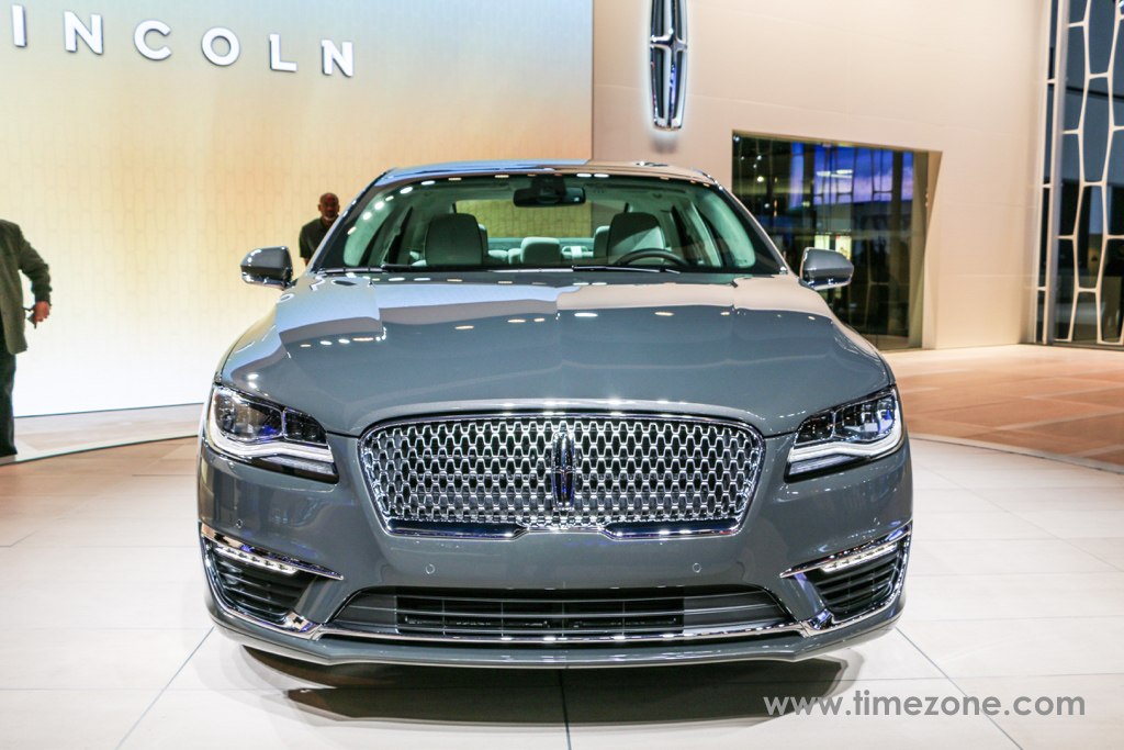 2017 Lincoln MKZ, Lincoln MKZ LA Auto Show 2015, Lincoln MKZ review