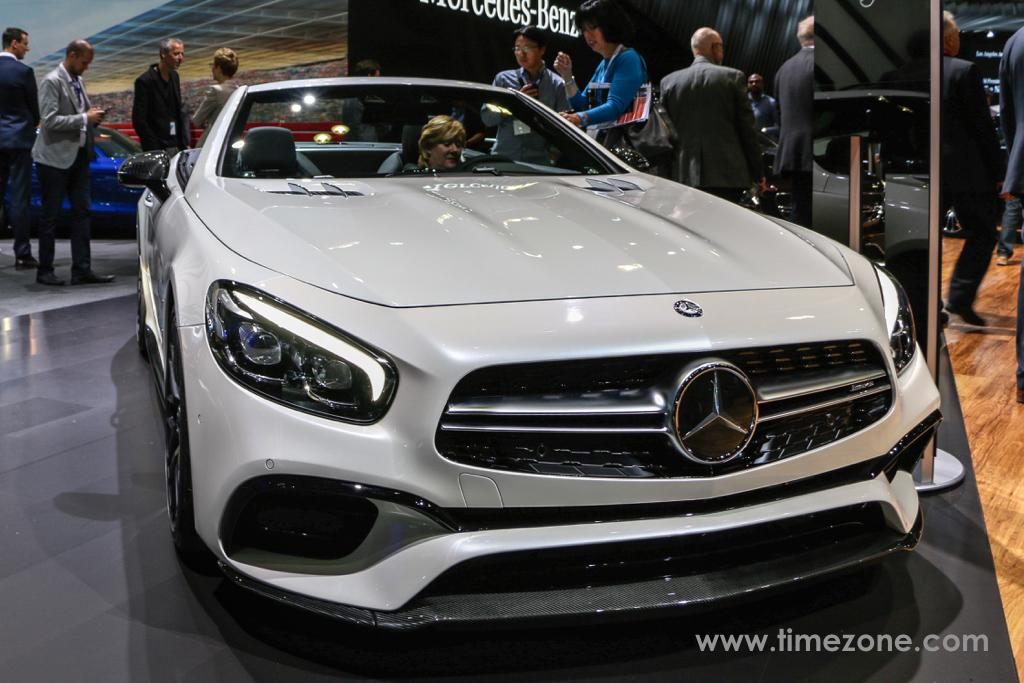 Mercedes-Benz SL LA Auto Show, Mercedes-Benz SL roadster, Mercedes-Benz SL review