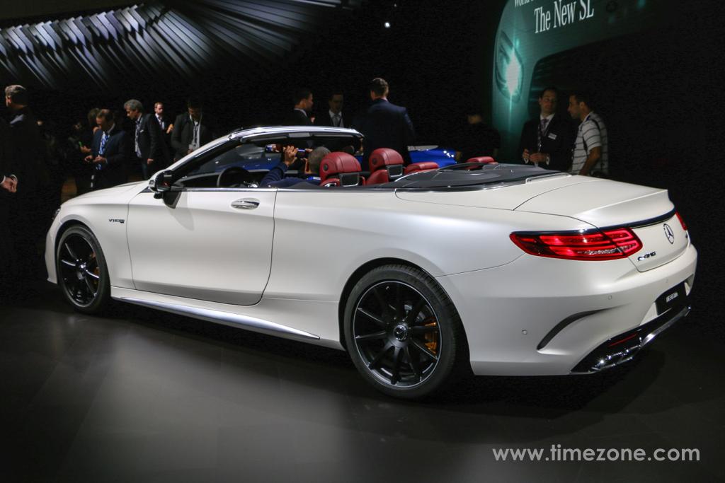 Mercedes-Benz AMG S63 4MATIC Cabriolet, Mercedes-Benz S550 Cabriolet, Mercedes-Benz Cabriolet review