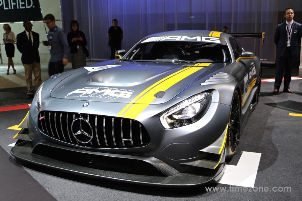 Mercedes-AMG GT3, Mercedes-AMG GT3 LA Auto Show 2015, Mercedes-AMG GT3 review