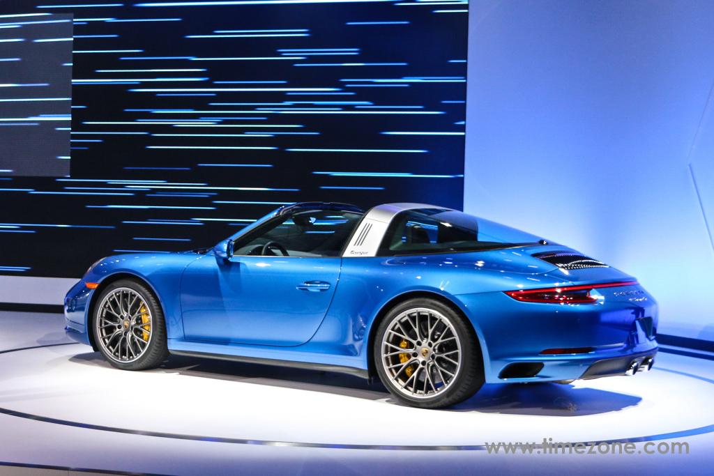 911 Targa, Porsche 911 Targa LA Auto Show, Cayman GT4 Clubsport LA Auto Show, Cayman GT4 Clubsport review
