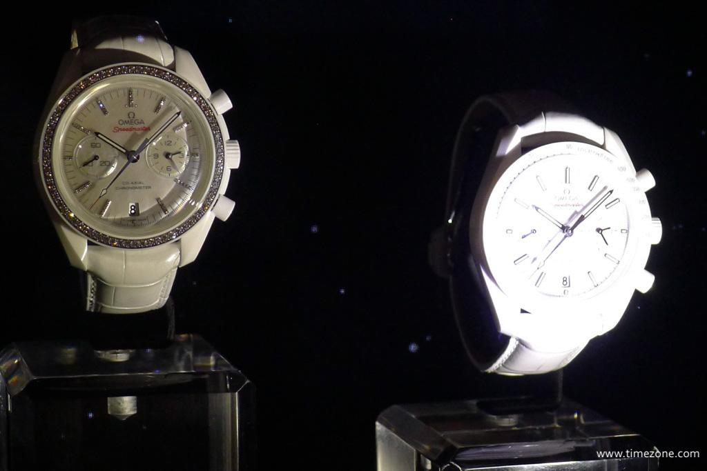 Omega Speedmaster White Side of the Moon, Omega White Side of the Moon, Omega WSOTM, WSOTM