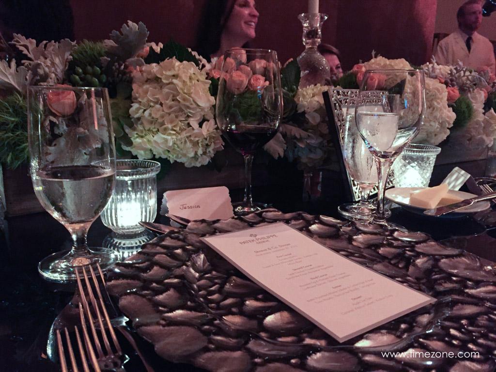 Golden Gate Club, Patek Philippe dinner, San Francisco Presidio, Patek Shreve, Patek Philippe Shreve, Patek San Francisco, Patek dinner, Lane Schiffman, Shreve & Co