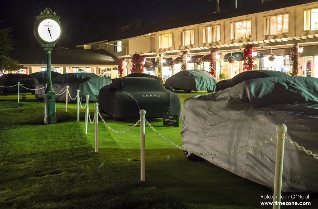 2015 Pebble Beach Concours d'Elegance, Pebble Beach Concept Lawn