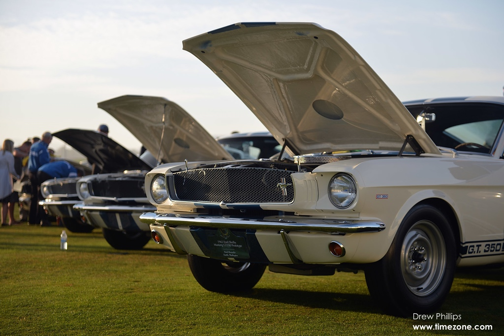 1965 Shelby GT350, GT350H, Shelby GT350 Mustang 50th Anniversary, 1965 GT350 Prototype, Shelby GT350 Prototype, Shelby GT350 Pebble Beach, 65th Annual Pebble Beach Concours d'Elegance, 2015 Pebble Beach Concours d'Elegance