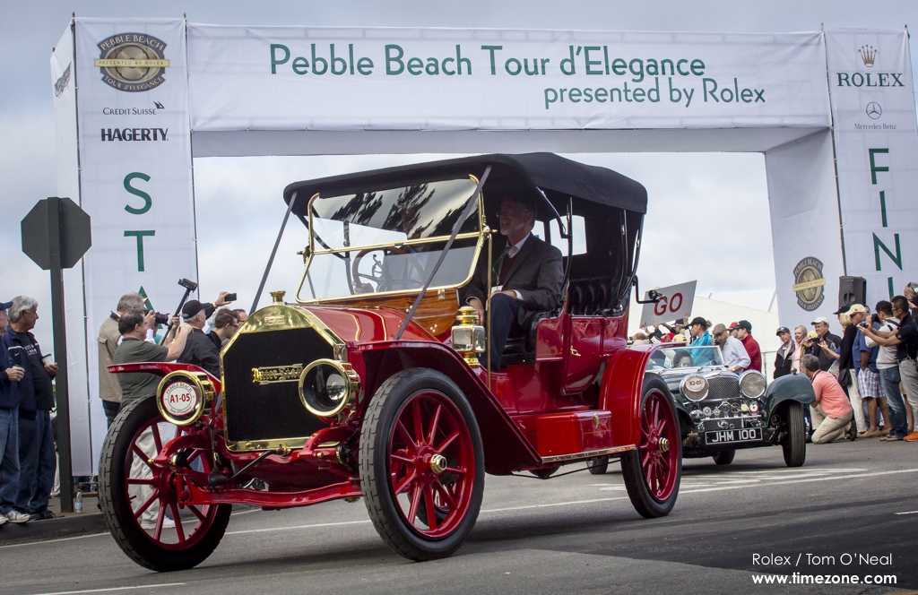 1911 Inter-State Model 31-A Four Passenger Demi-Tonneau, 1911 Inter-State Model 31-A, Inter-State Model 31-A, Pebble Beach Tour d'Elegance, 2015 Pebble Beach, 2015 Tour d'Elegance