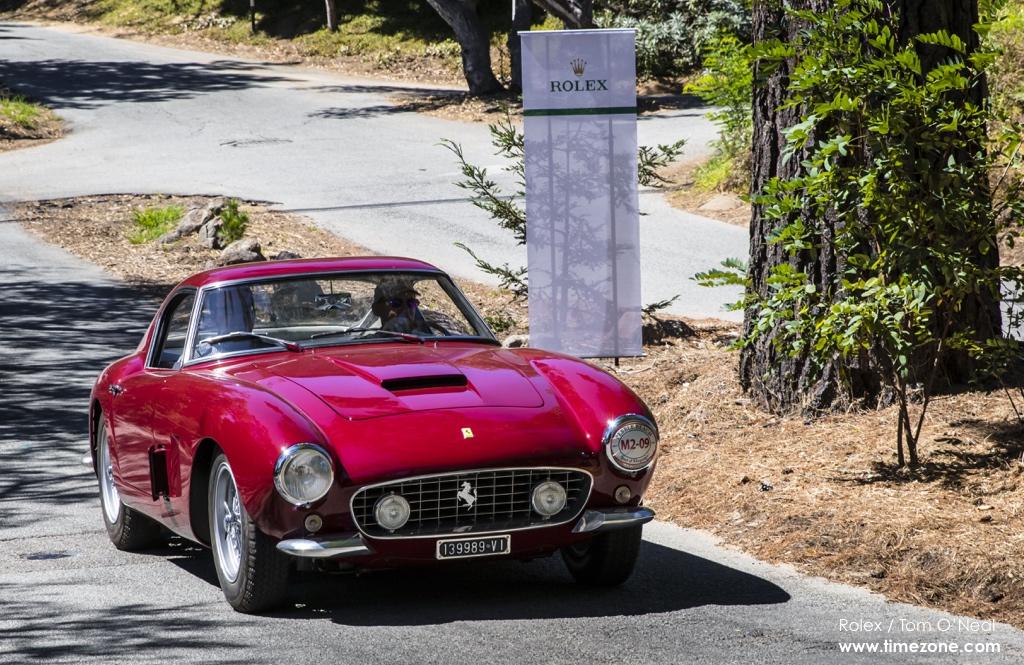 1960 Ferrari 250 GT SWB Scaglietti Berlinetta Competizione, 1960 Ferrari 250 GT, Ferrari 250GT, Ferrari 250, Pebble Beach Tour d'Elegance, 2015 Pebble Beach, 2015 Tour d'Elegance