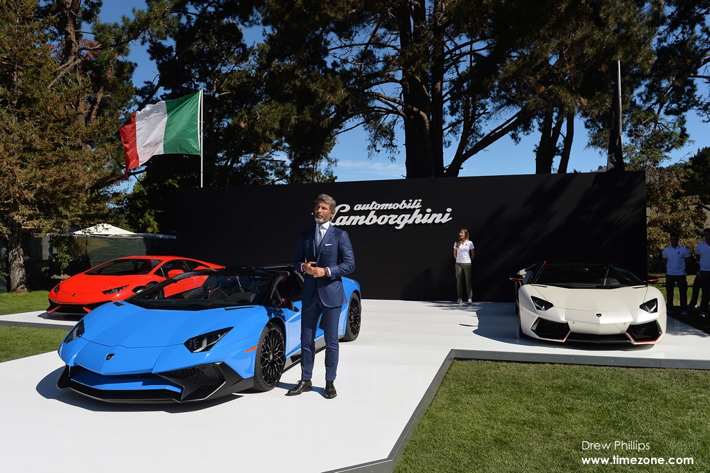 Aventador LP 750-4 Superveloce Roadster, SV Roadster, 2015 Quail Motorsports Gathering, Quail Motorsports Gathering, Rolex Quail, Quail Lodge and Golf Club