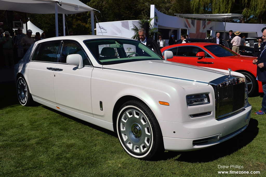 Rolls-Royce Phantom Series II, Rolls-Royce Quail, Phantom Series II, Rolls-Royce Pebble Beach, 2015 Quail Motorsports Gathering, Quail Motorsports Gathering, Rolex Quail, Quail Lodge and Golf Club