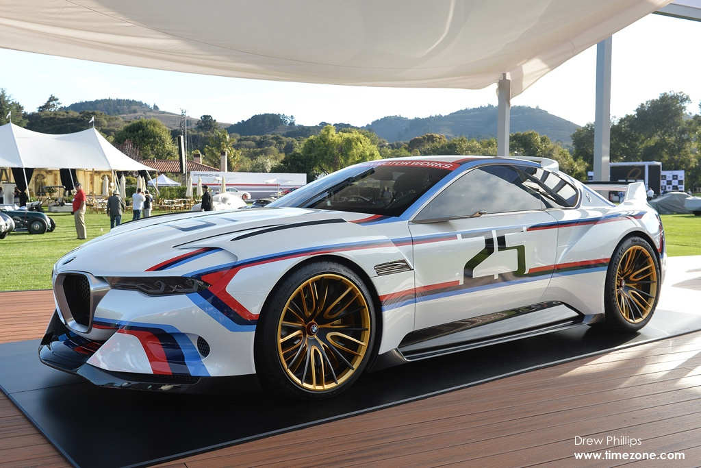 BMW 3.0 CSL Hommage R Concept, BMW Hommage R Concept, BMW Hommage, 2015 Quail Motorsports Gathering, Quail Motorsports Gathering, Rolex Quail, Quail Lodge and Golf Club