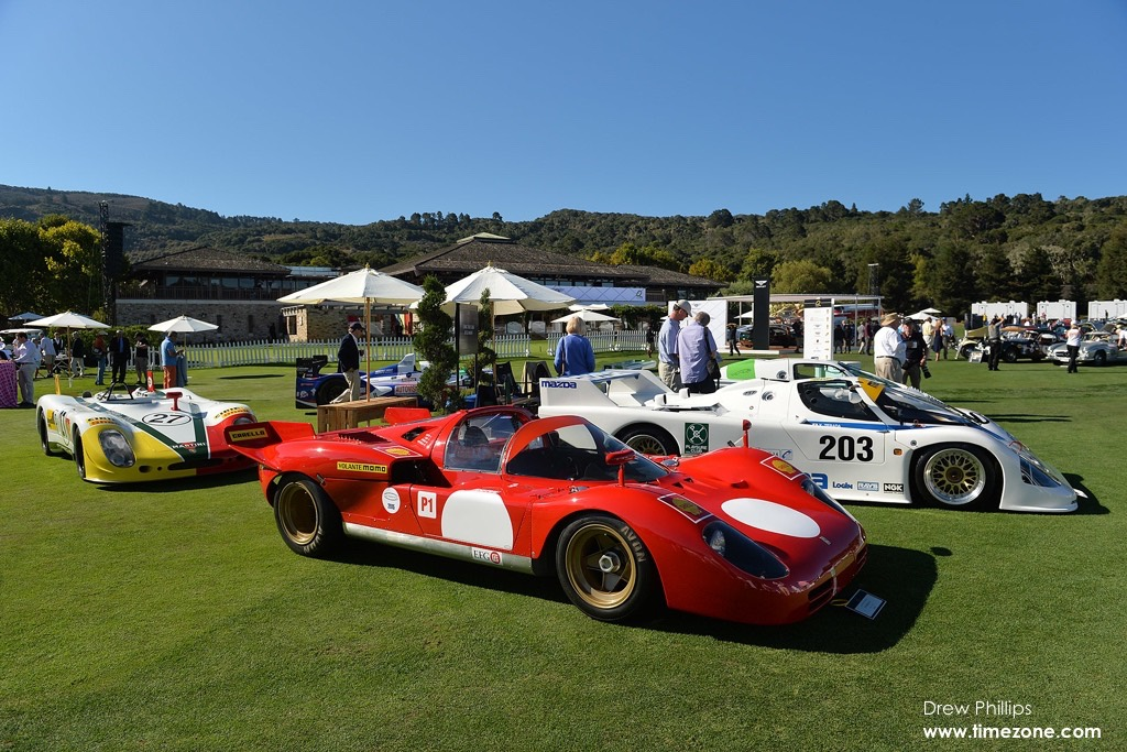 Long Tail Cars of Le Mans, 2015 Quail Motorsports Gathering, Quail Motorsports Gathering, Rolex Quail, Quail Lodge and Golf Club