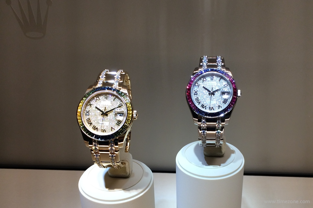 Rolex Datejust Pearlmaster 39, Pearlmaster 39