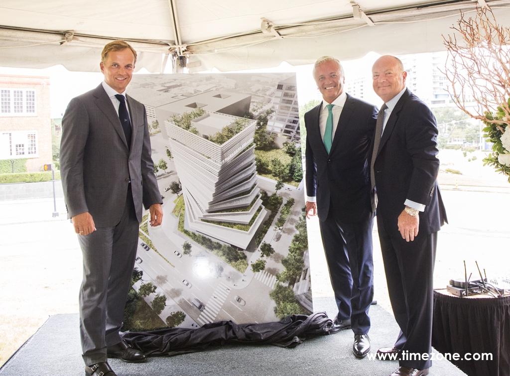Rolex Dallas, Rolex Service Center, RSC Dallas, Rolex Service Centre, Rolex Building, Rolex CEO Jean-Frédéric Dufour, Jean-Frédéric Dufour, Rolex CEO, Stewart Wicht, Rolex Wicht