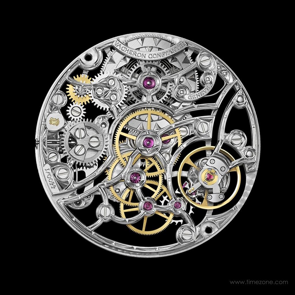 Vacheron Constantin Métiers d'Art Mécaniques Ajourées for Only Watch 2015, Caliber 4400SQ, Vacheron Caliber 4400, Vacheron Only Watch, Vacheron Ajourees